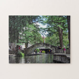 San Antonio River Walk Jigsaw Puzzle