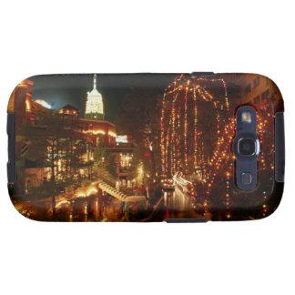 San Antonio Riverwalk at Night Samsung Galaxy SIII Covers
