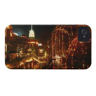 San Antonio Riverwalk at Night Case-Mate iPhone 4 Case