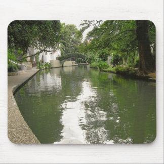 San Antonio Riverwalk Mousepad