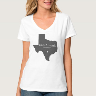 San Antonio Texas - My Hometown - shirt
