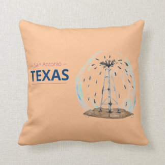 San Antonio Texas Oil Drill Cushion