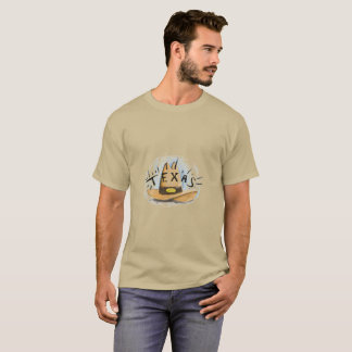 San Antonio Texas Oil Drill T-Shirt