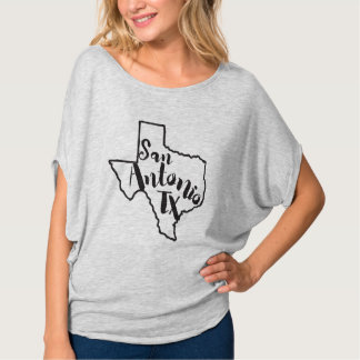 San Antonio Texas State T-shirt