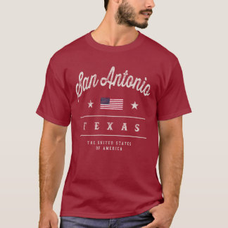San Antonio Texas USA T-Shirt