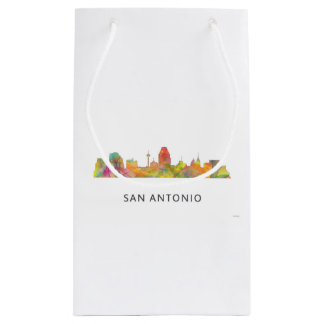 SAN ANTONIO TEXAS WB1 - SMALL GIFT BAG