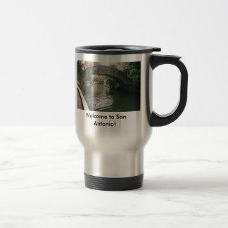 San Antonio Travelers Mug