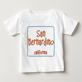 San Bernardino California BlueBox Baby T-Shirt