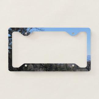 San Bernardino Mountains Licence Plate Frame