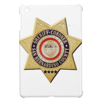 San Bernardino Sheriff-Coroner iPad Mini Cases
