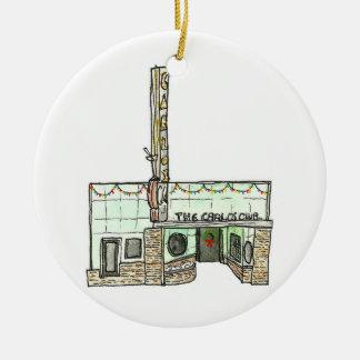 San Carlos California Ornament - Carlos Night Club