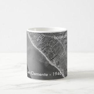 San Clemente - 1946, OOSURF.COM Coffee Mug