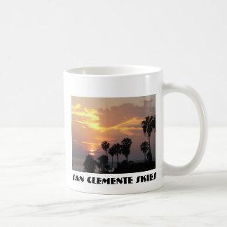 San Clemente Skies - Mug Oct '08