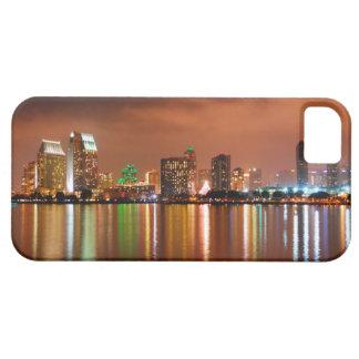 San Diego at Night - California iPhone 5 Case