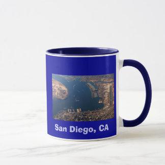 San Diego, CA aerial, San Diego, CA Mug