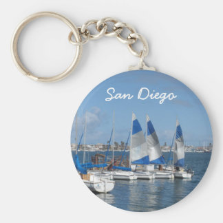 San Diego, CA Key Ring