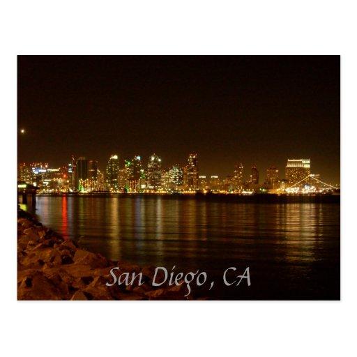 San Diego, CA Postcards