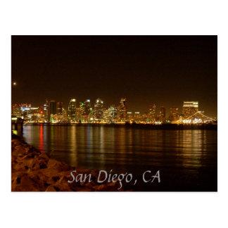 San Diego CA Postcards