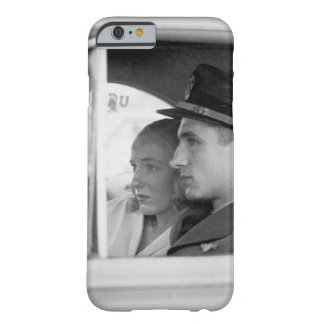 San Diego, Calif.  A young officer_War Image Barely There iPhone 6 Case