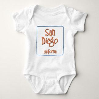 San Diego California BlueBox Infant Creeper