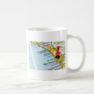 San Diego, California Coffee Mug