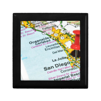 San Diego, California Gift Box