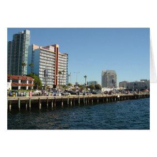 San Diego, California Greeting Card