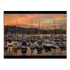 San Diego California Marina Post Card