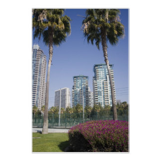 San Diego Condiminiums Poster
