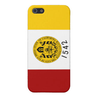 San Diego Flag iPhone 5 Covers
