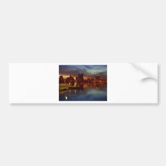 San Diego harbor 2 Bumper Sticker