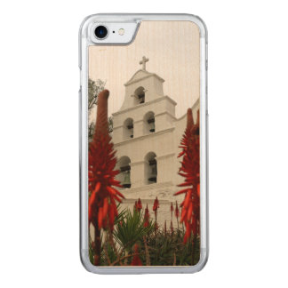 San Diego Mission Carved iPhone 7 Case