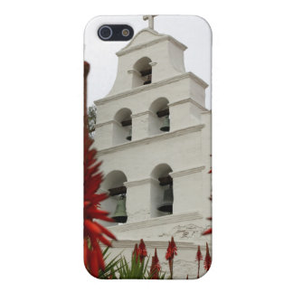 San Diego Mission iPhone 5 Cases