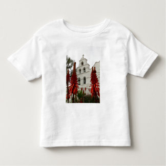 San Diego Mission Toddler T-Shirt