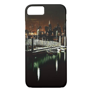 San Diego Night Skyline iPhone 7 Case