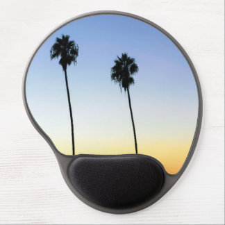 San Diego Palms Gel Mouse Pad