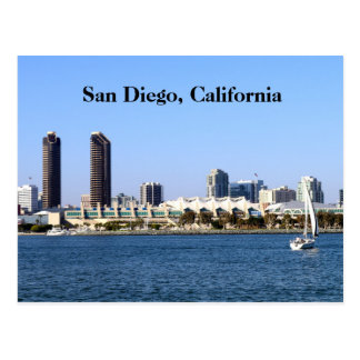 San Diego Post Card | Bay View