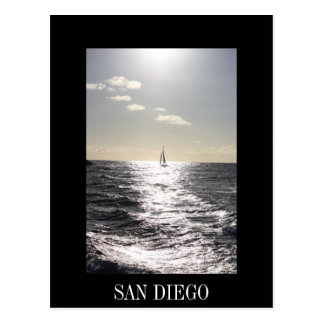 SAN DIEGO Postcard 2