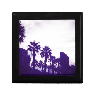 San Diego Purple Gift Box