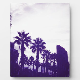 San Diego Purple Plaque