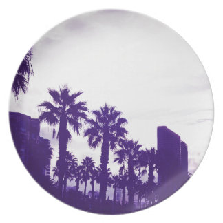 San Diego Purple Plate