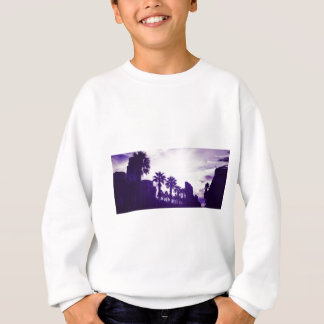 San Diego Purple Sweatshirt