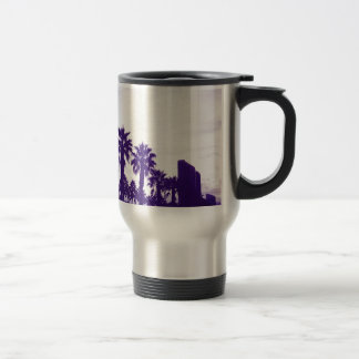 San Diego Purple Travel Mug