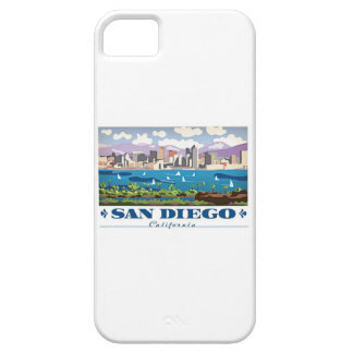 San Diego Skyline Case For The iPhone 5
