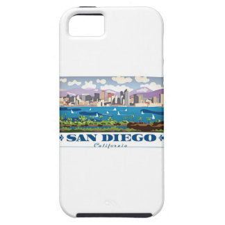 San Diego Skyline iPhone 5 Cover