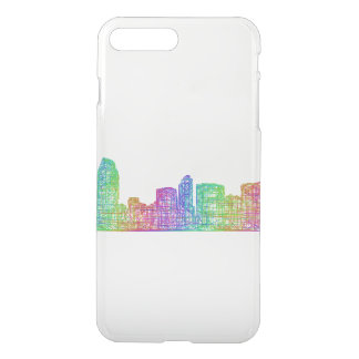 San Diego skyline iPhone 7 Plus Case