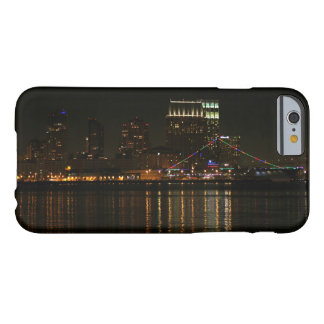 San Diego Skyline Night Barely There iPhone 6 Case