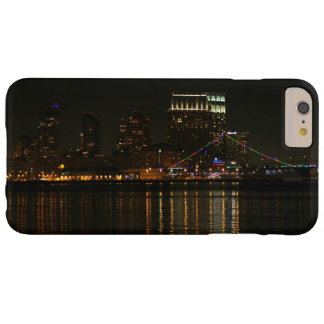 San Diego Skyline Night Barely There iPhone 6 Plus Case