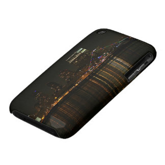 San Diego Skyline Night Case-Mate iPhone 3 Cases