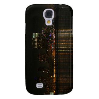 San Diego Skyline Night Galaxy S4 Covers